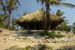 Accommodation Barra beach Inhambane Mozambique