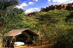 Savute Under Canvas Botswana Accommodation