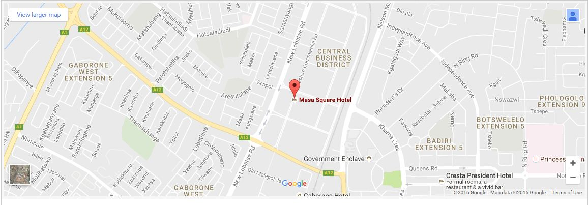 Contact Number Email and Directions for Lansmore Masa Square Hotel