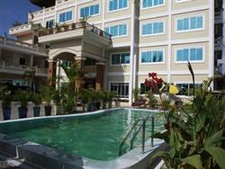 White Beach Hotel Sihanoukville Cambodia