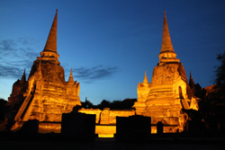 Thailands Temples are just one feature of this fascinating country