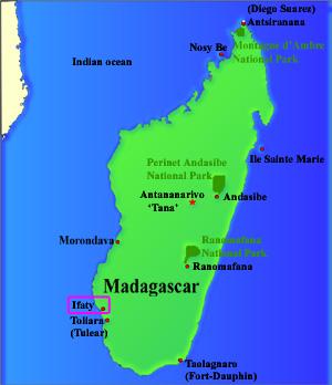 Ifaty information guide Ifaty Madagascar