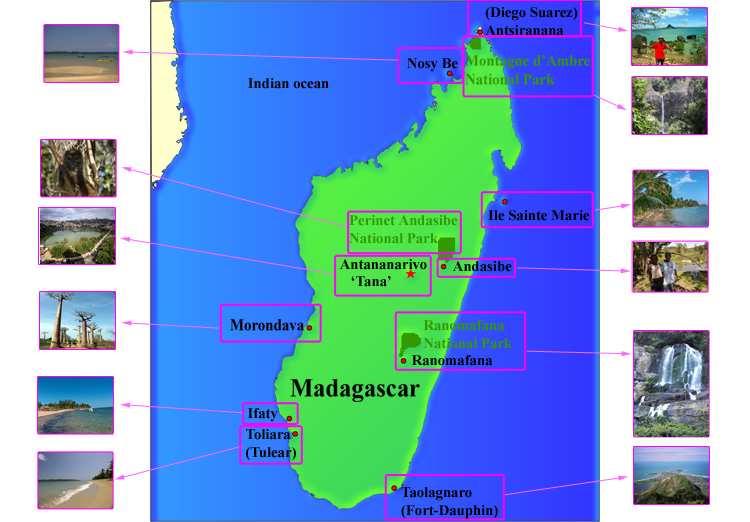 Madagascar holidays hotel listings safaris vacations lodges and ...