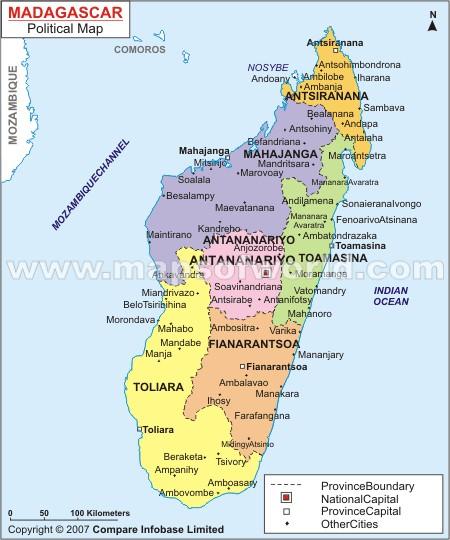 Madagascar: Vaccine-derived polioviruses detected in asymptomatic ...