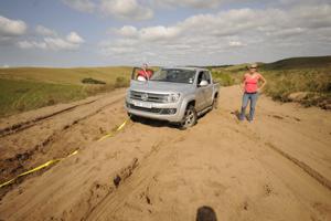 Tracks For Vehicles >> Ponta do Ouro Mozambique