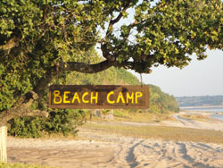 beach camp bilene mozambique hotels, accommodation, lodges, camping