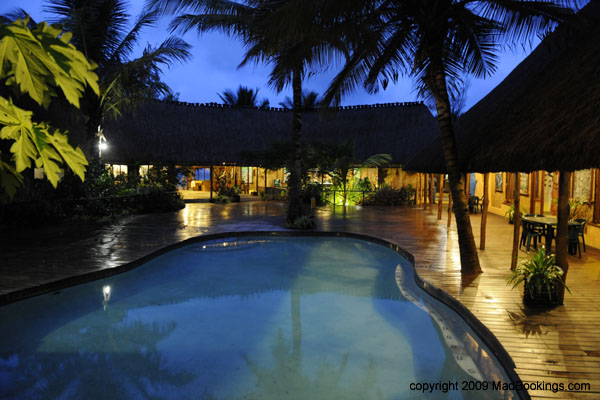 Pomene Lodge Mozambique