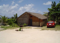 Tofo Beach Cottages