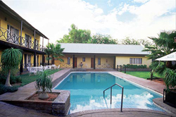 Aoub Country Lodge Mariental