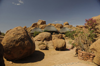 Explore the wonderful landscape of Damaraland