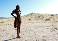 Tucked up in the north west of Namibia the most rugged part of Namibia  this region offers tribal  life barely changed  for years