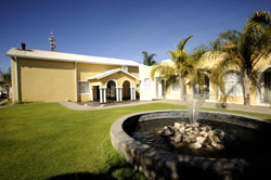 central lodge hotel accommodation keetmanshoop namibia