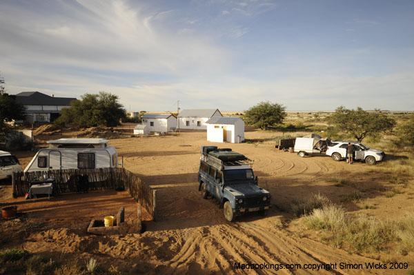 Grunau Camping 01