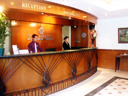 Golden Peak Hotel And Suites Cebu Accommodation Bookings