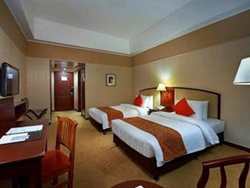 Berjaya Hotel Makati Function Room