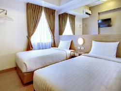 Tune Hotels Aseana City Manila Philippines