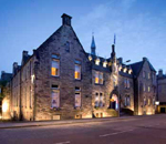Places to stay in Edinburgh