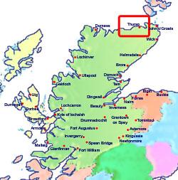 Thurso Scotland Hotels Holidays And Accommodation By