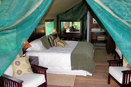 Bucklands Luxury Tent Camp Grahamstown South Africa