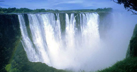 The Victoria Falls is more