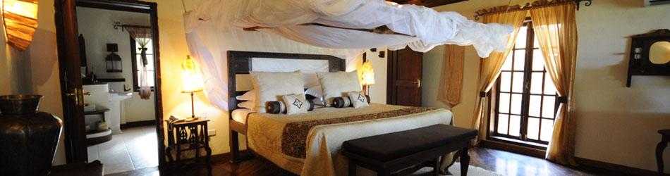 Guide to luxury accommodation on zanzibar island tanzania for Hotel luxury zanzibar