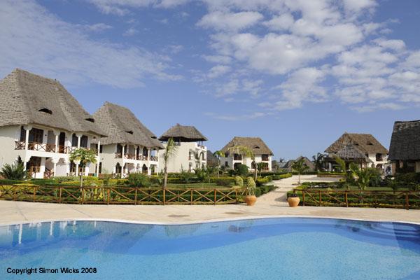 North Beach Resorts Zanzibar Tanzania East Africa