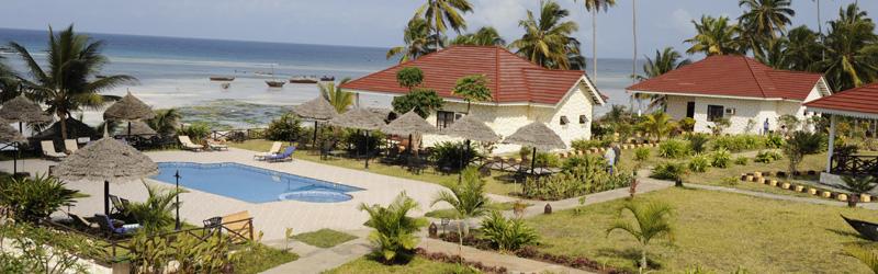 Swahili Beach Resort Zanzibar Tanzania East Africa