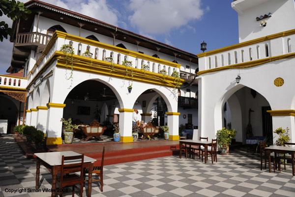 Stone Town Hotel And Accommodation Guide Zanzibar
