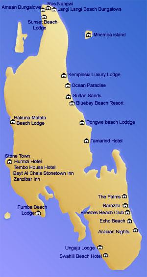 Zanzibar Tanzania East Africa